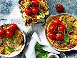 Ofen-Omeletts Rezept