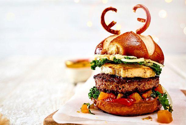 Oh My Deer-Burger Rezept