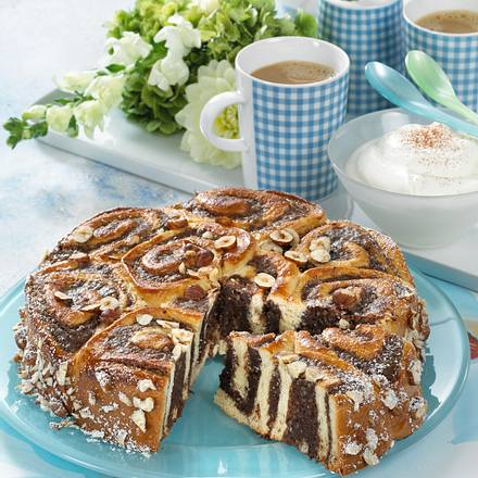 Omas Schneckenkuchen Rezept