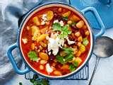 Kichererbsen-Bohnen-Stew Rezept