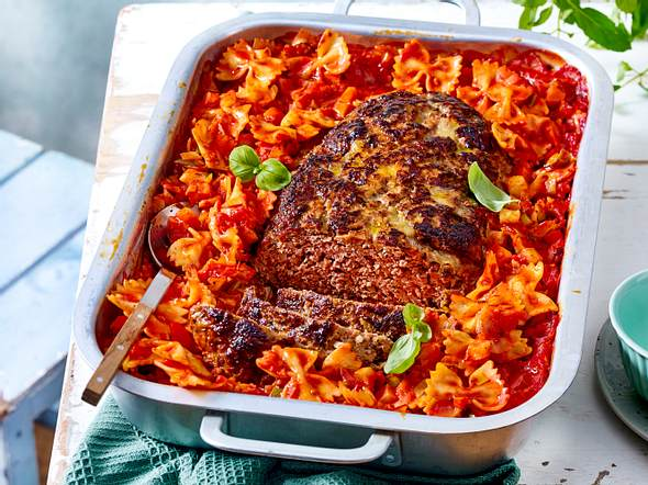 One-Pot-Bolognesebraten Rezept