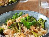 One Pot Hähnchen mit Brokkoli Rezept