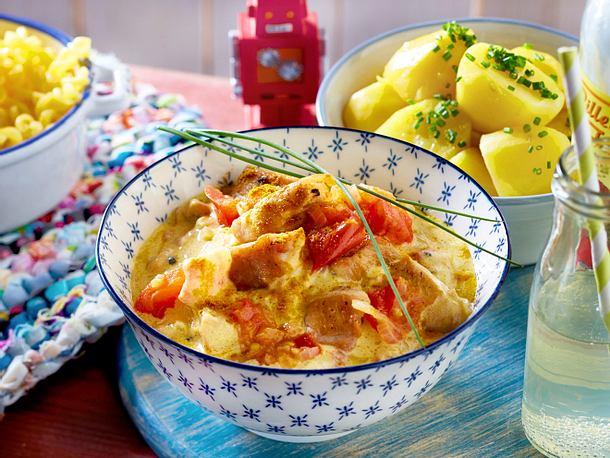 Opa Berts Hähnchen-Curry Rezepte