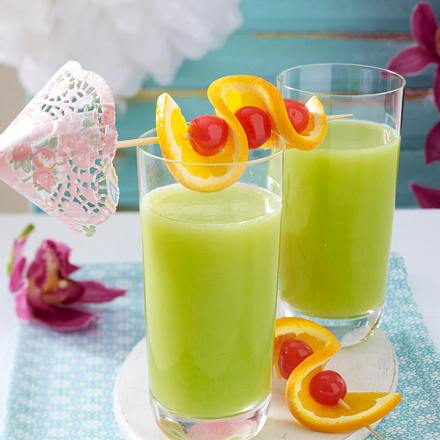 Orange Fizz Rezept