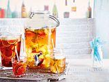Orangen-Apfel-Sangria Rezept