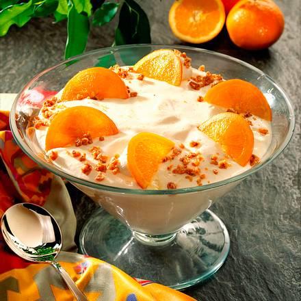 Orangen-Cidre-Creme Rezept