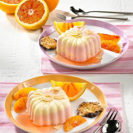 Orangen-Grapefruit-Creme Rezept