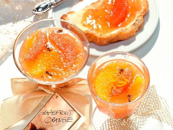 Orangen-Grapefruit-Marmelade Rezept
