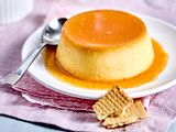 Orangen-Karamell-Flan Rezept