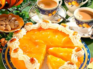 Orangen-Mandarinen-Kuchen Rezept