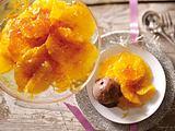 Orangen mit Karamell Rezept