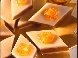 Orangen-Nougat-Konfekt Rezept