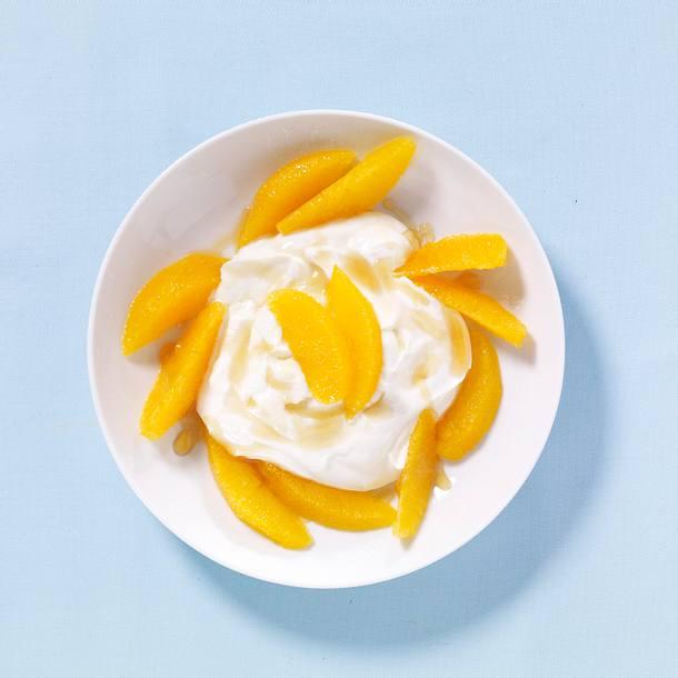 Orangen-Quark-Creme Rezept