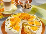 Orangen-Sahne-Torte Rezept