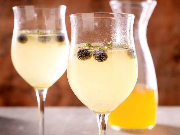 Orangen-Thymian-Limonade Rezept