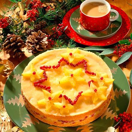Orangen-Vanille-Torte (Diabetiker) Rezept