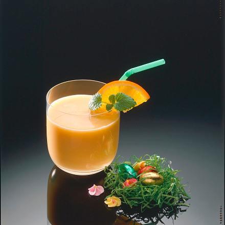 Orangen-Zitrus-Flip Rezept