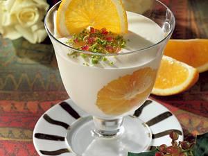 Orangencreme Rezept