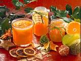 Orangenmarmelade mit Campari und Karambole Rezept