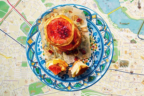 "Orangentörtchen ""Beauty vom Bosporus"" Rezept"