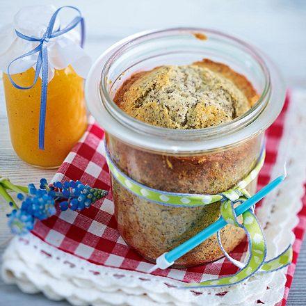 Orangiger Mohnkuchen Rezept