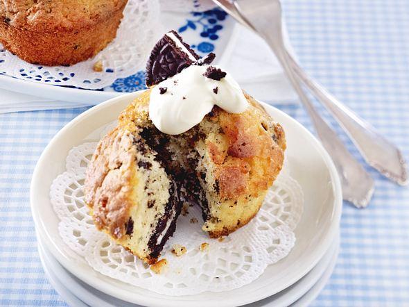 Oreo-Muffins Rezept