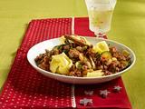 Orientalische Nudeln Rezept