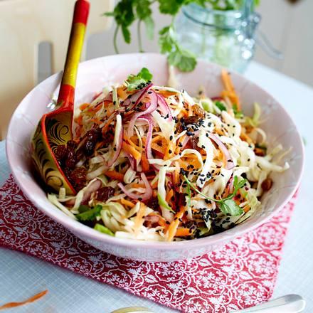 Orientalischer Krautsalat Rezept