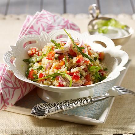 orientalischer quinoa salat rezept chefkoch rezepte auf kochen backen und. Black Bedroom Furniture Sets. Home Design Ideas