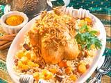 Orientalisches Hähnchen Rezept