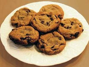 Original American Chocolate Chip Cookies (Nicolas) Rezept