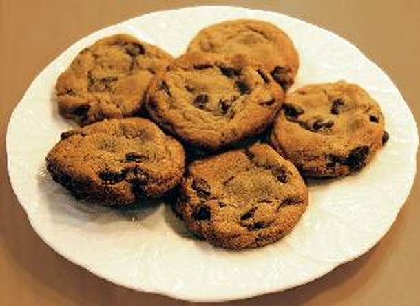 Original American Chocolate Chip Cookies (Nicolas) Rezept