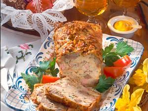 Oster-Fleischkuchen Rezept