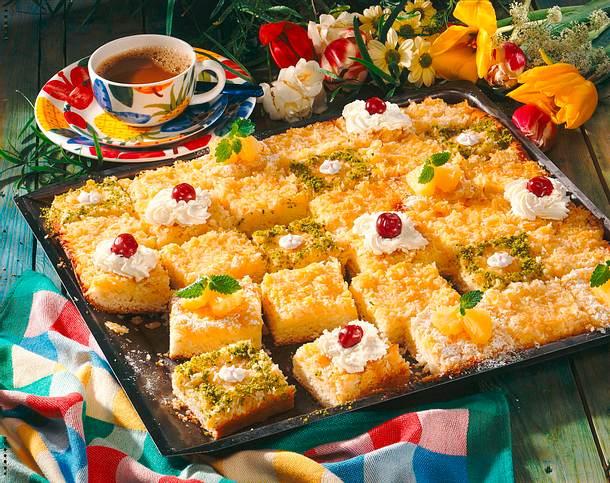 Oster-Hefekuchen Rezept