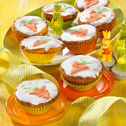 Oster-Muffins Rezept