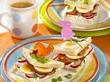Oster-Sandwich Rezept