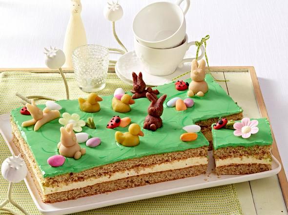 Oster-Wiesen-Kuchen Rezept