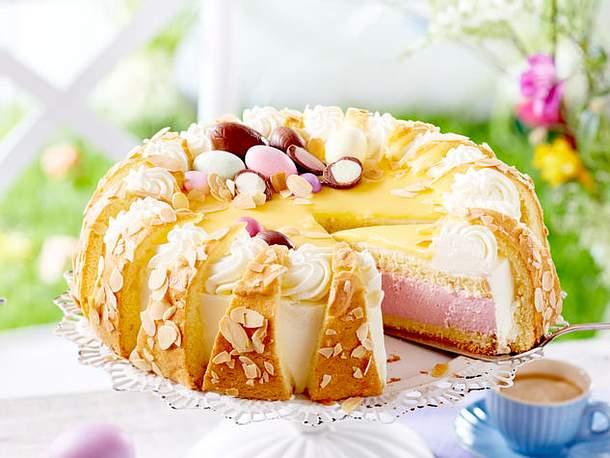 Osternest-Torte Rezept