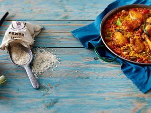 Paella (klassisch) Rezept