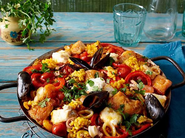 Frutti di Mare - Rezepte mit Meeresfrüchten
