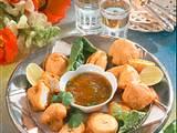 Pakora (Frittiertes Gemüse) Rezept