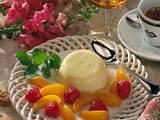 Panna Cotta mit marinierten Früchten Rezept