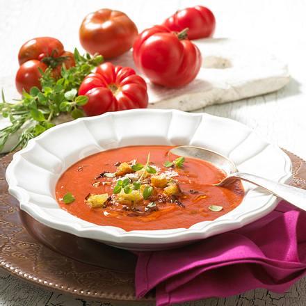 Pappa al Pomodoro (Toskanische Tomatensuppe) Rezept