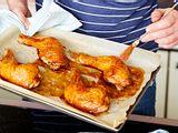 Paprika-Hähnchenkeulen Rezept
