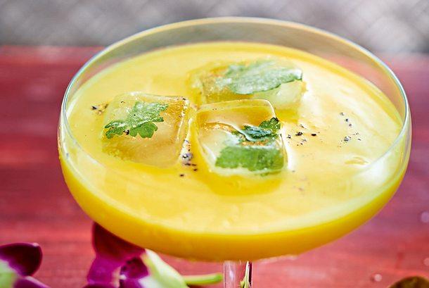Paprika-Mango-Colada Rezept