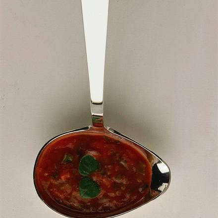 Paprika-Tomatensoße Rezept