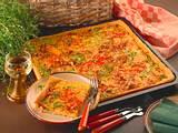 Paprika-Zwiebel-Kuchen Rezept