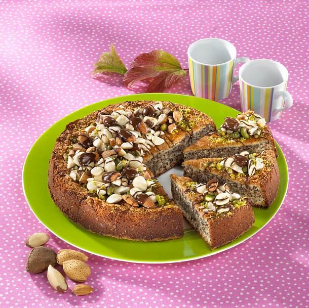 Paranuss-Schokoladenkuchen Rezept