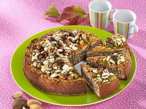 Paranuss-Schokoladenkuchen (Diabetiker) Rezept