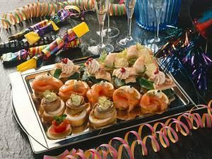 Party-Fischhappen Rezept